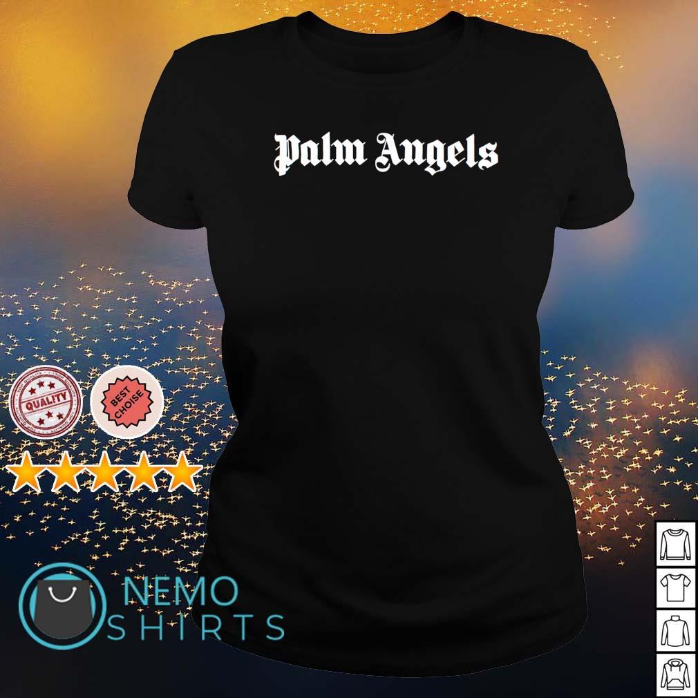 Palm Angels s ladies-tee