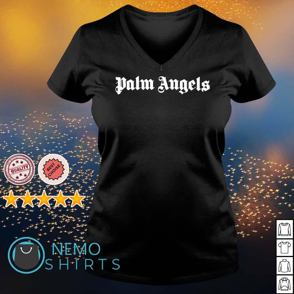 Palm Angels s v-neck-t-shirt