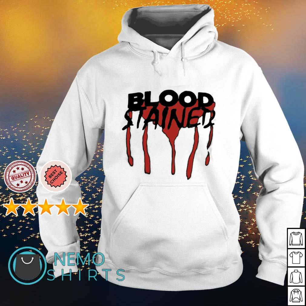 Blood stained s hoodie