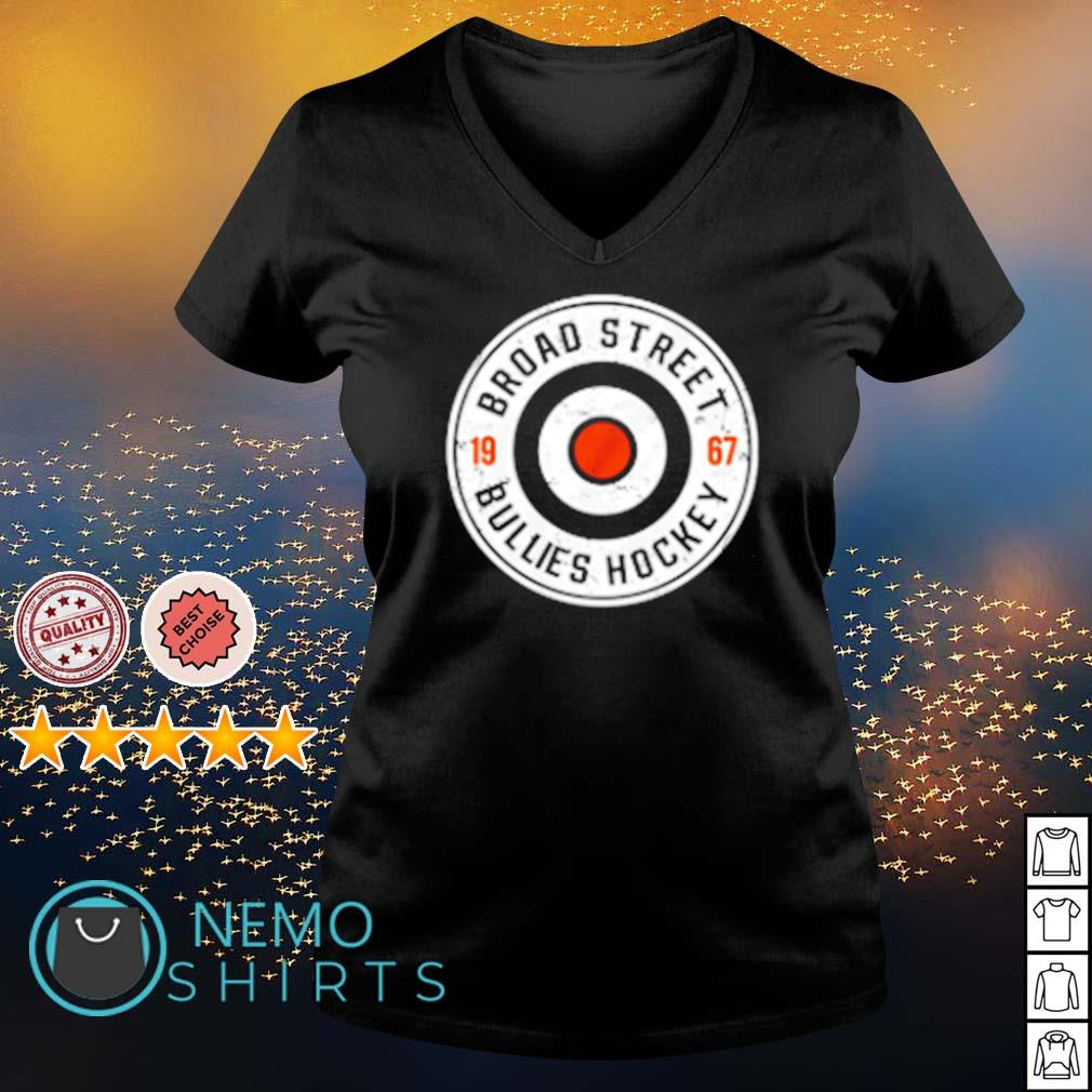 Broad Street Bullies Hockey s v-neck-t-shirt