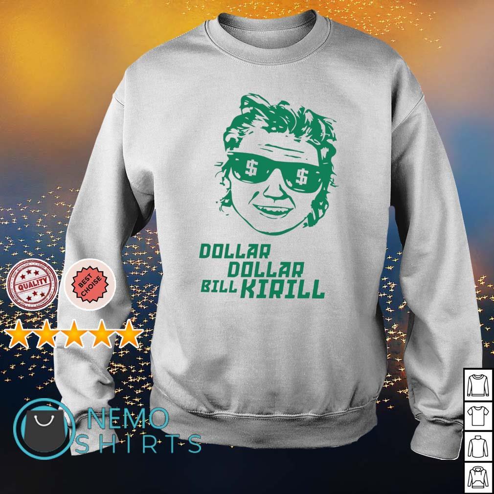 Dollar dollar bill kirill s sweater