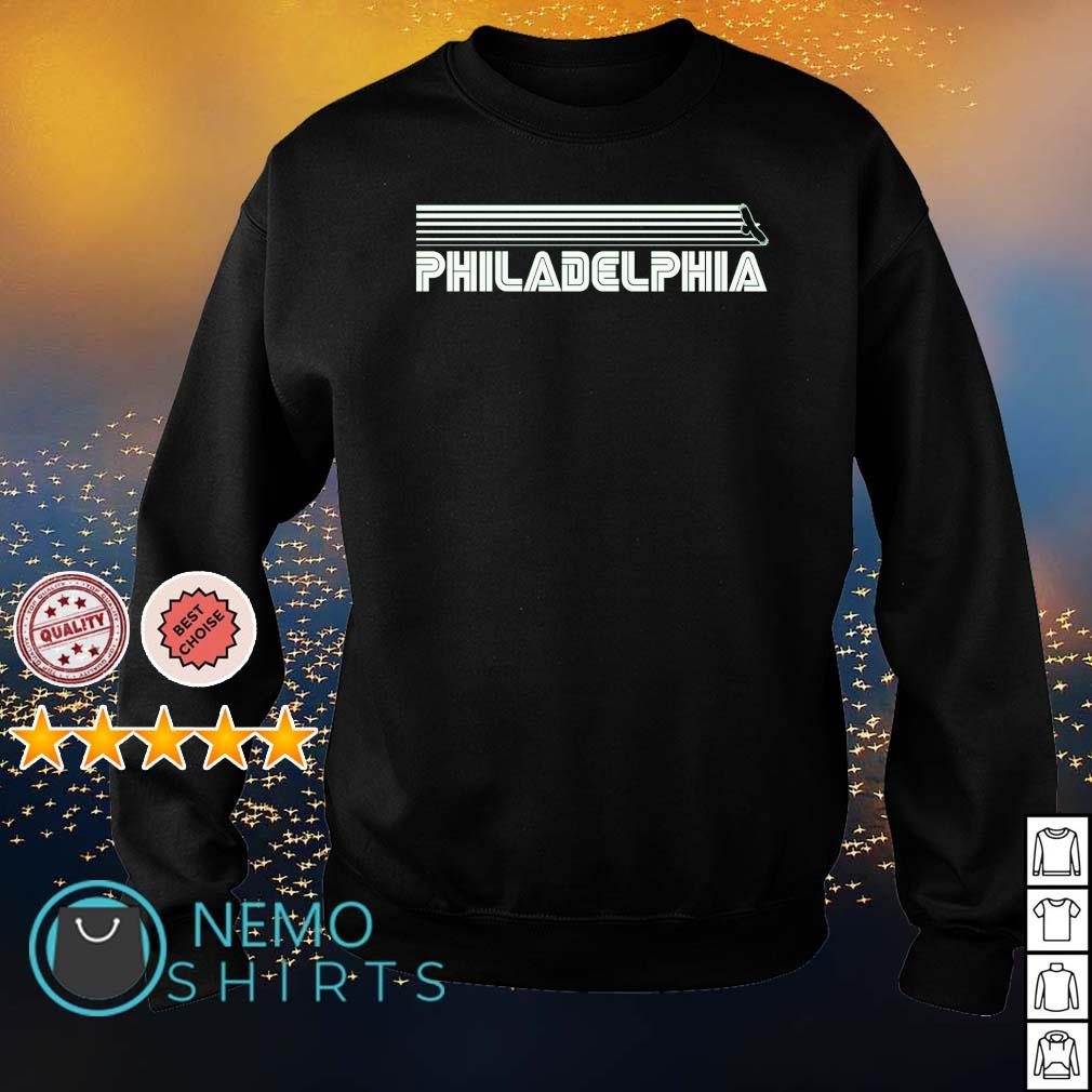 Philadelphia Sky Streak s sweater