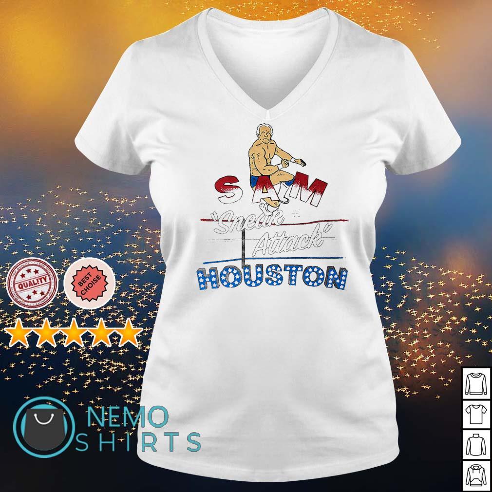 Sam Sneak Attack Houston s v-neck-t-shirt
