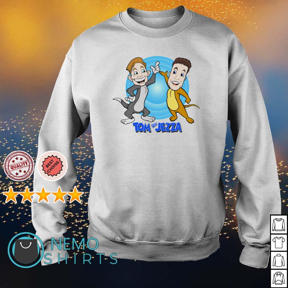 Tom and Jerry Tom and Jezza s sweater
