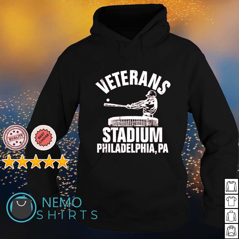 Veterans stadium Philadelphia s hoodie