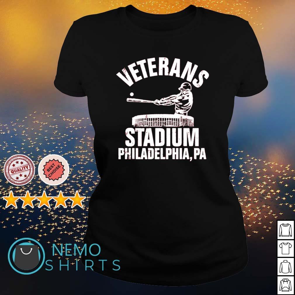 Veterans stadium Philadelphia s ladies-tee
