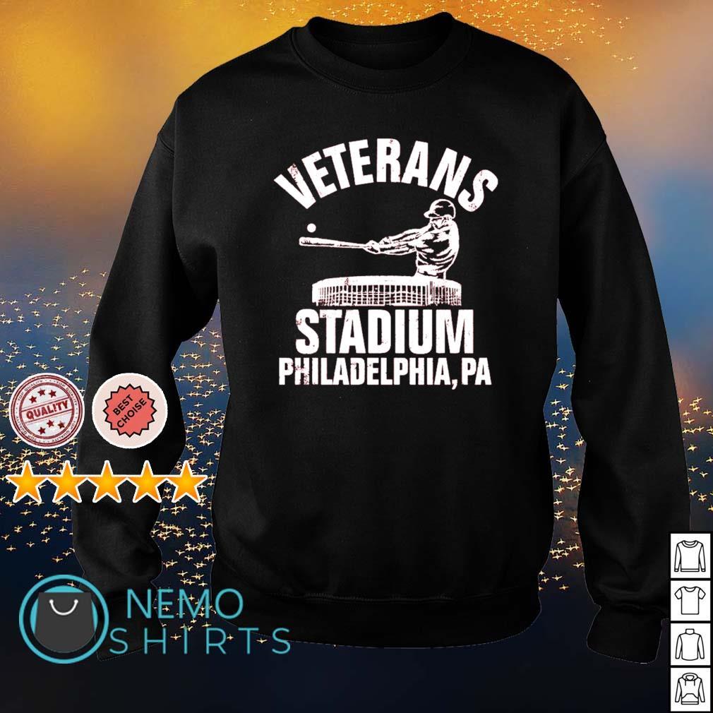 Veterans stadium Philadelphia s sweater