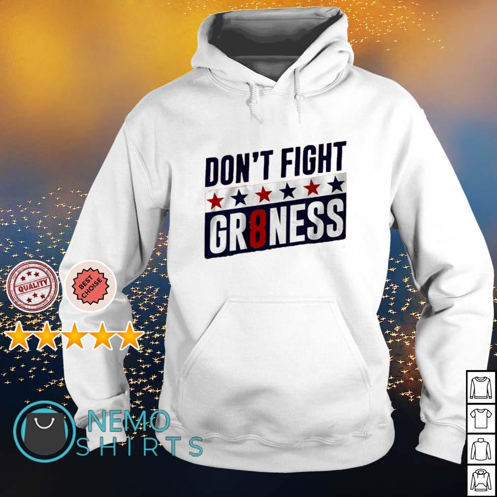 Washington D.C. Hockey Russian Machine don't fight gr8ness s hoodie