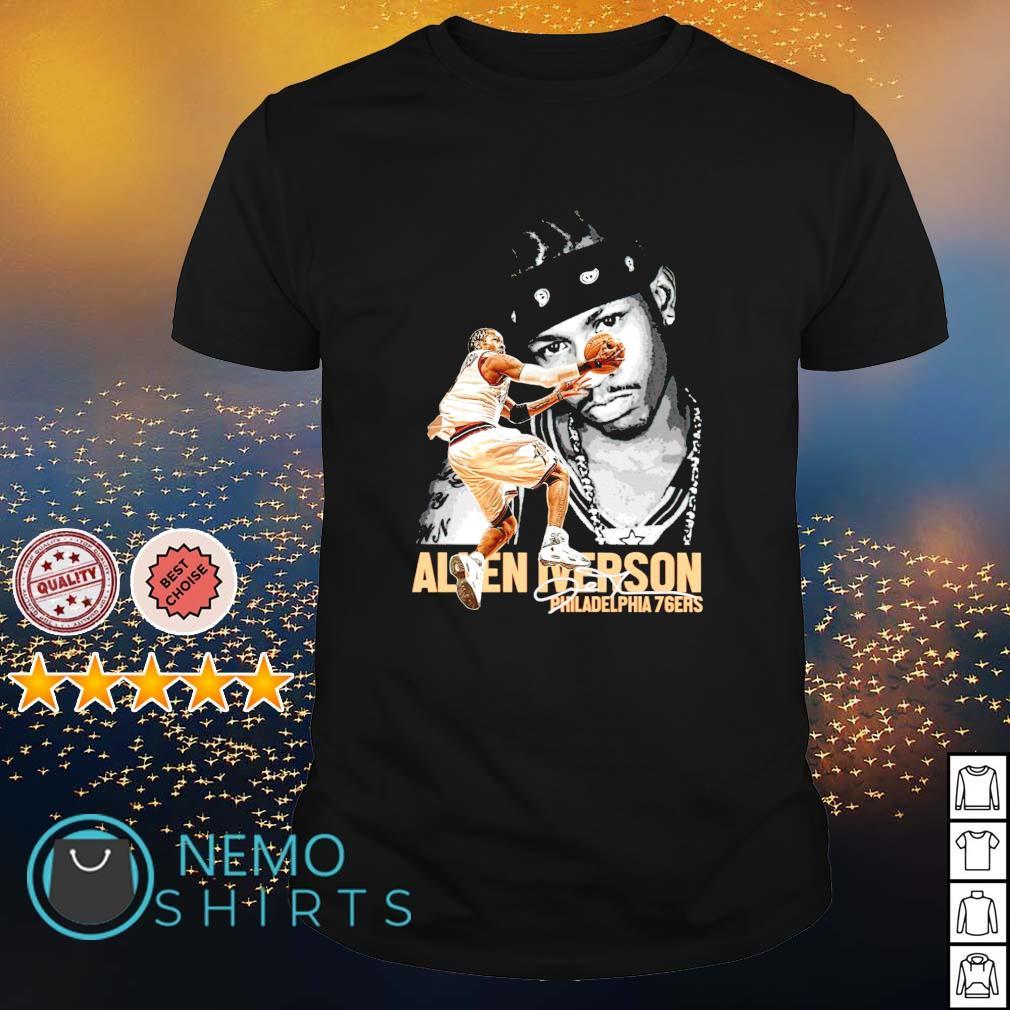 Alien Herson Philadelphia 76ers shirt