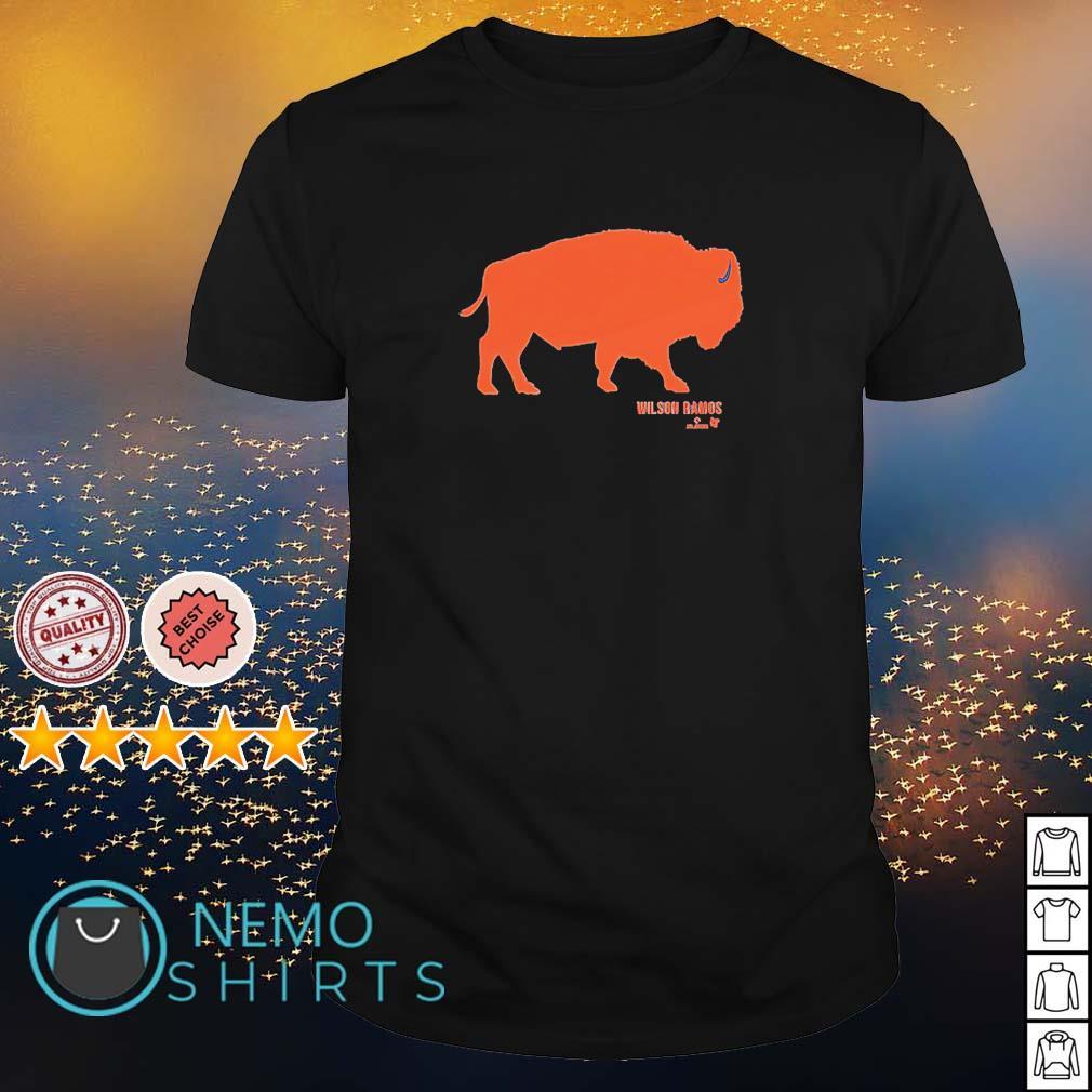 Buffalo Bills Wilson Ramos shirt