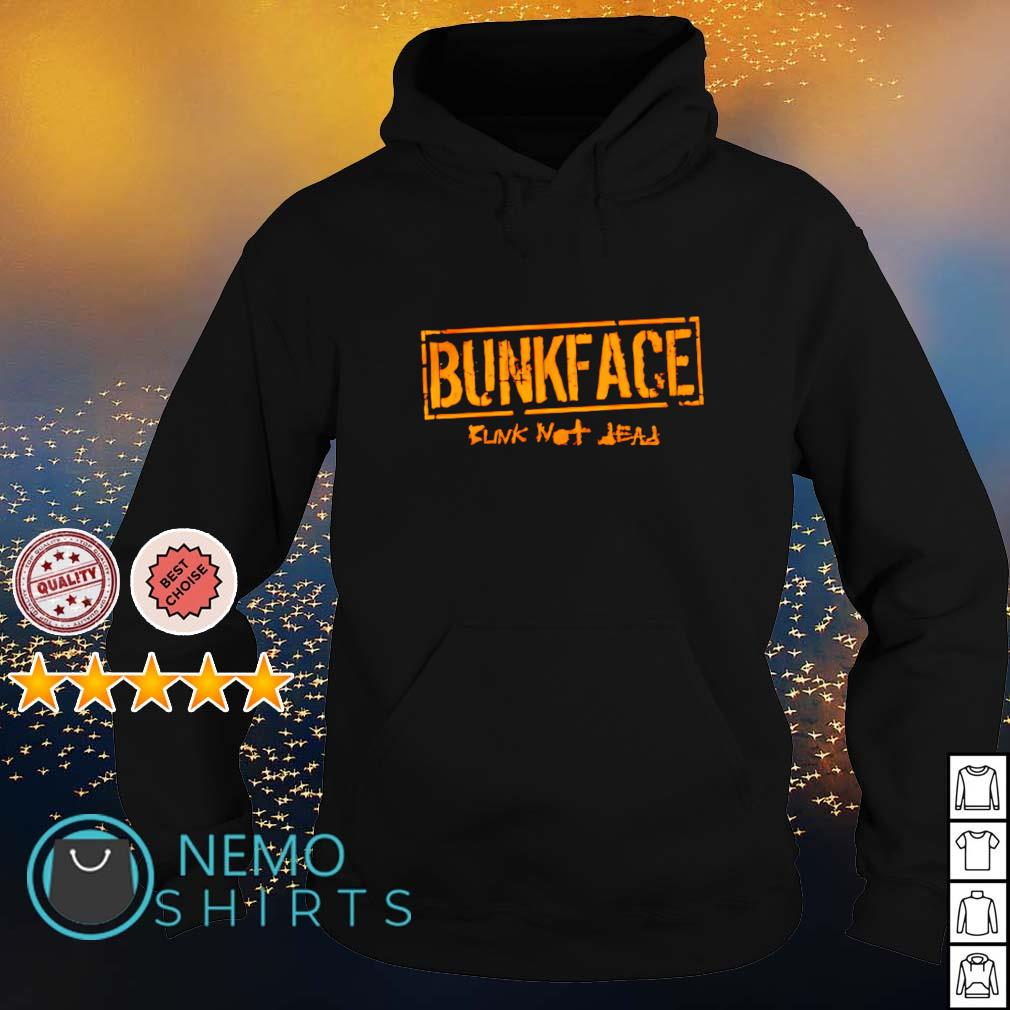 Bunkface bunk not dead s hoodie