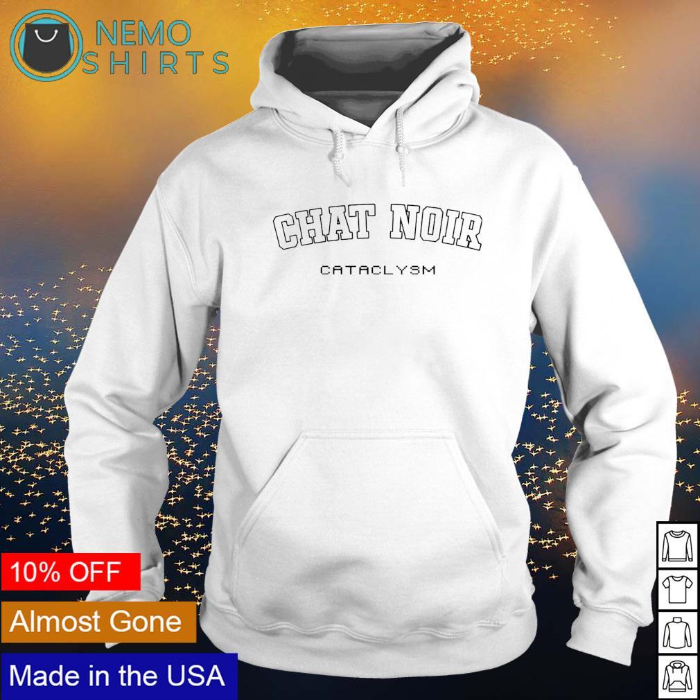 Chat Noir Cataclysm s hoodie
