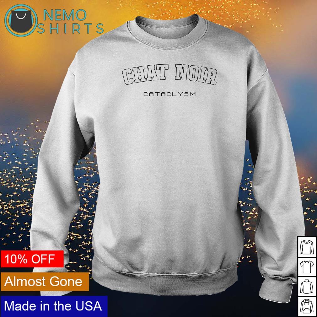 Chat Noir Cataclysm s sweater