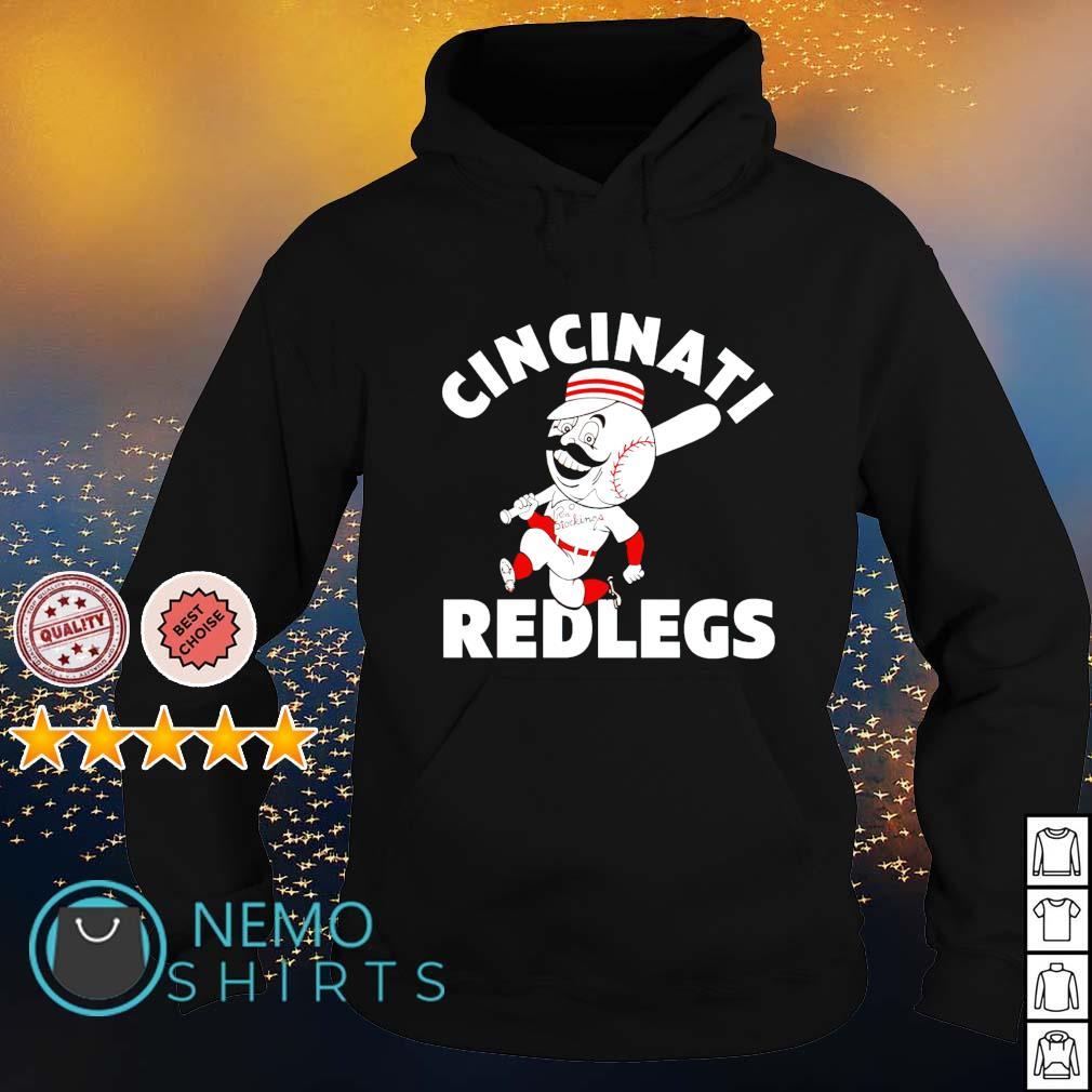 Cincinnati Reds Cincinati Redlegs s hoodie