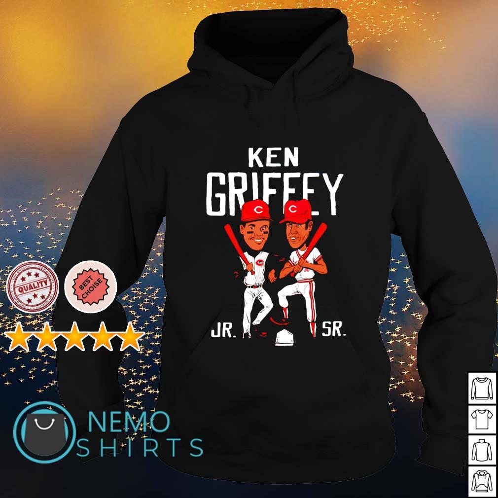 Cincinnati Reds Ken Griffey Jr s hoodie