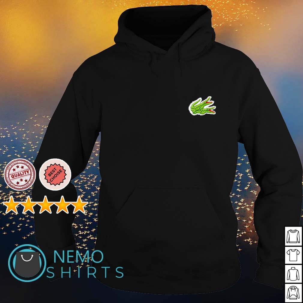 Crocodile fucking logo s hoodie
