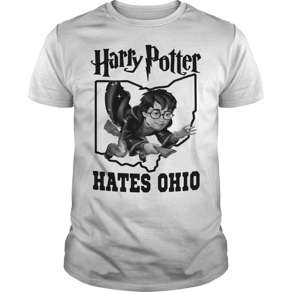Harry Potter hates Ohio shirt