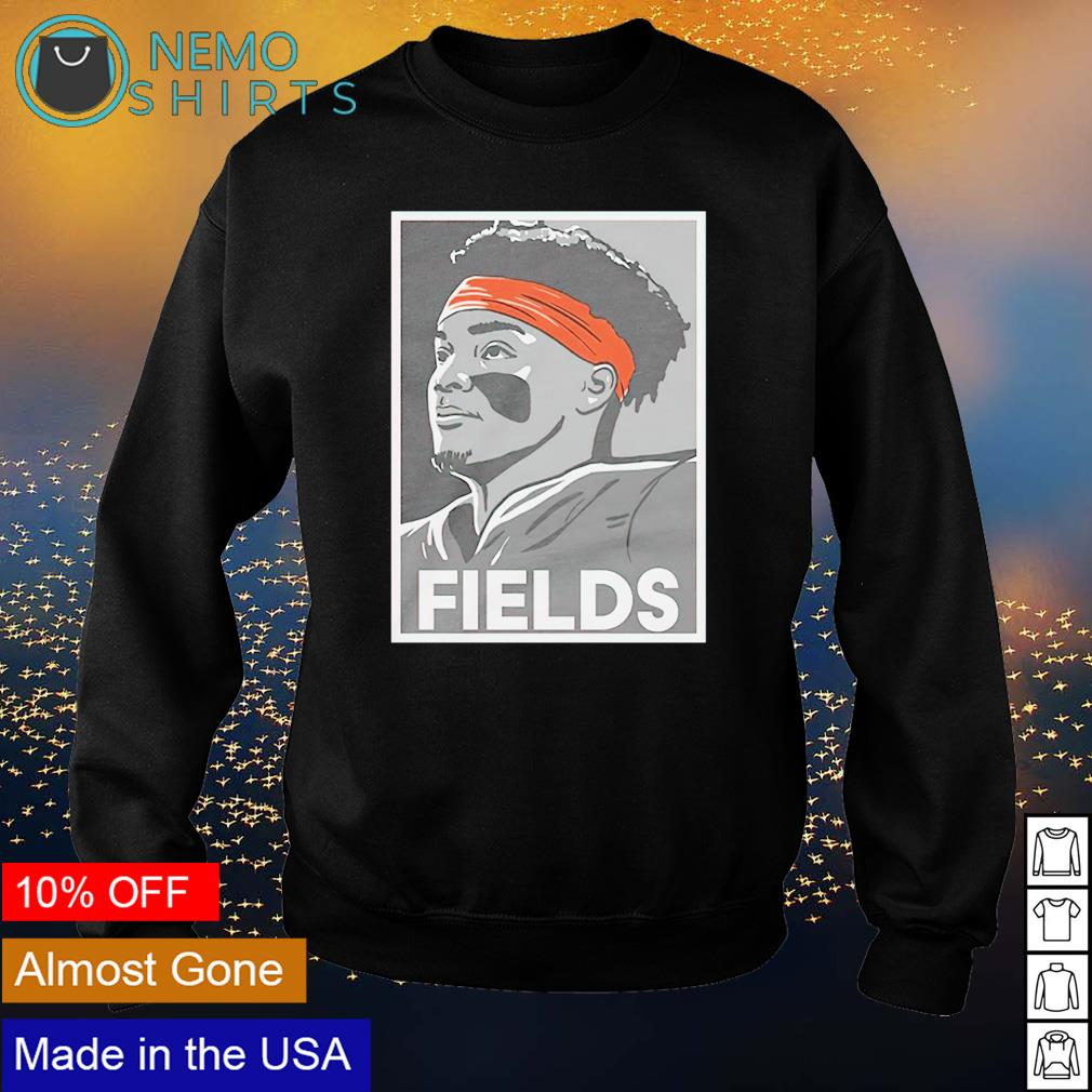 Justin Fields brings hope for the quarterback position s sweater