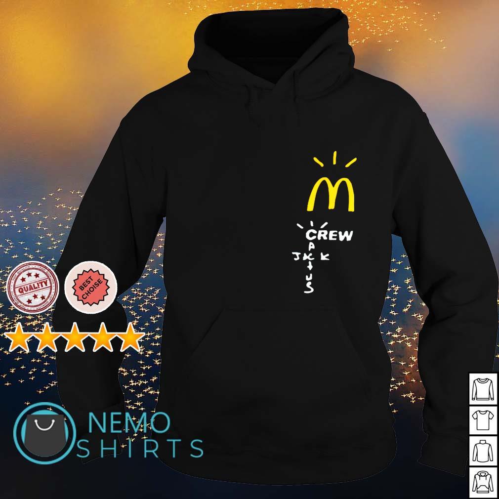 McDonald's cactus crew Jack s hoodie
