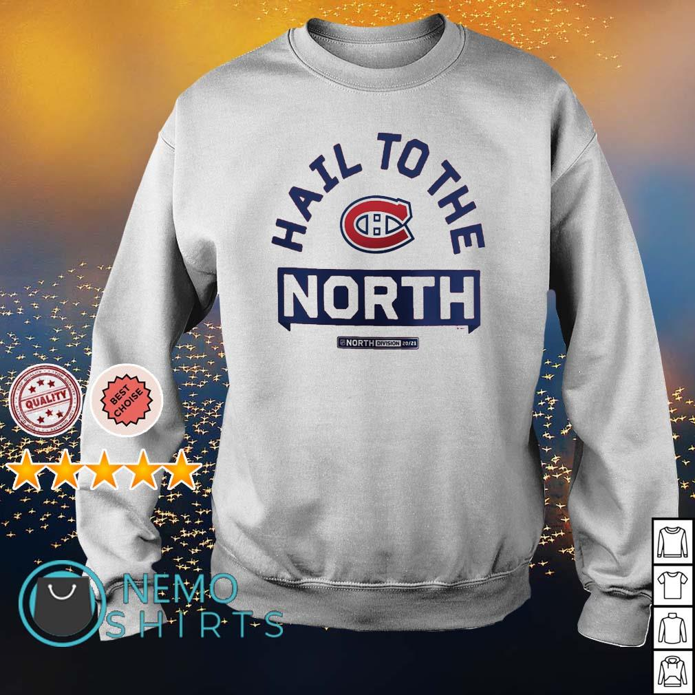 Montreal Canadiens hail to the north s sweater