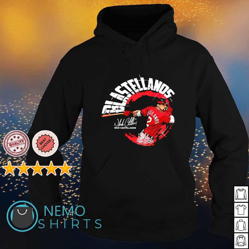 Nick Blastellanos blastellanos signature s hoodie