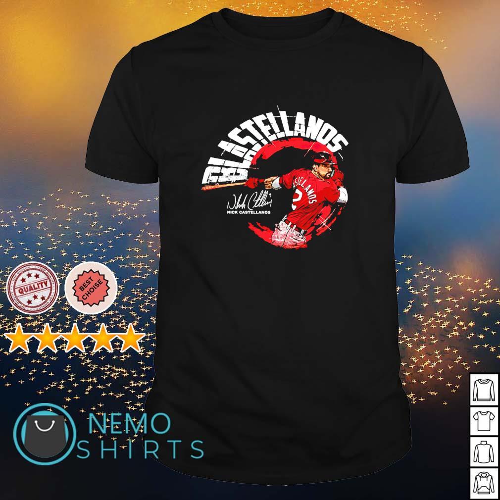 Nick Blastellanos blastellanos signature shirt