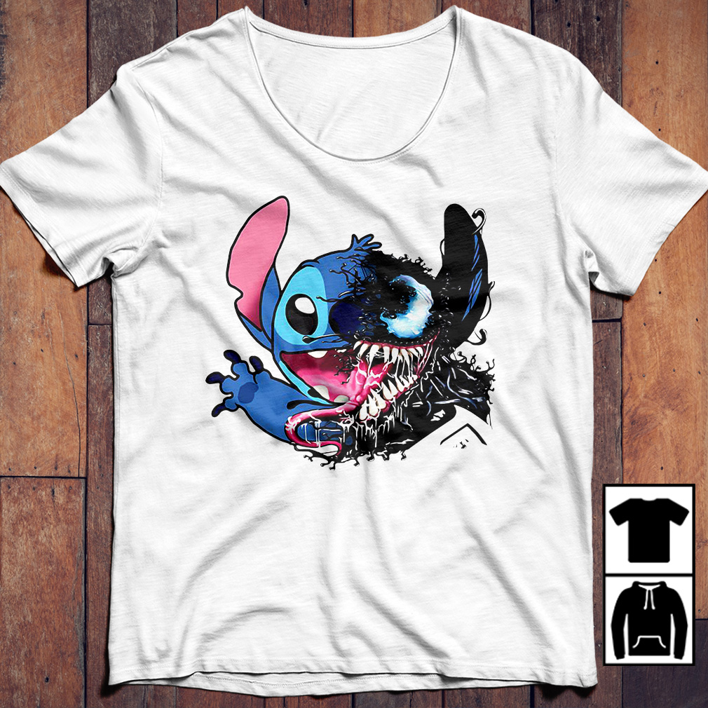 Stitch Venom We are Venom shirt