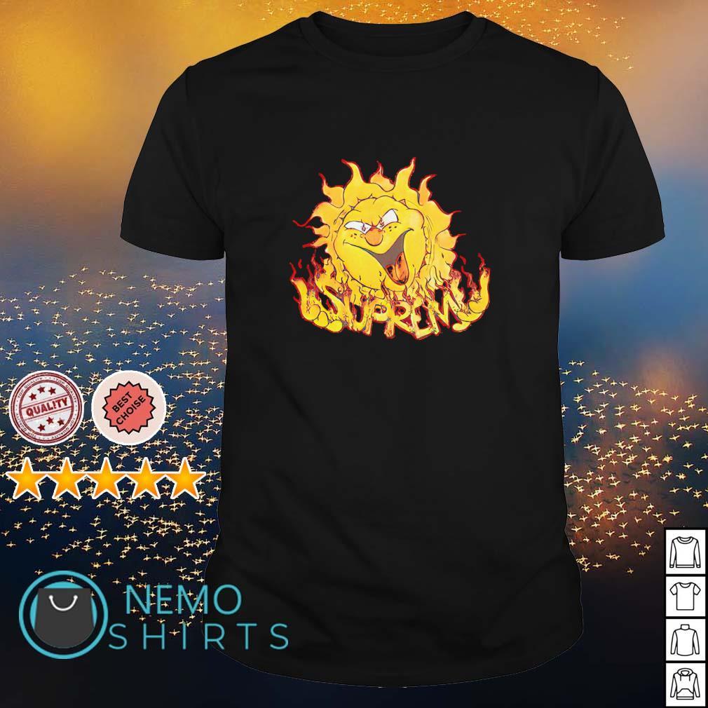 Supreme Sun shirt
