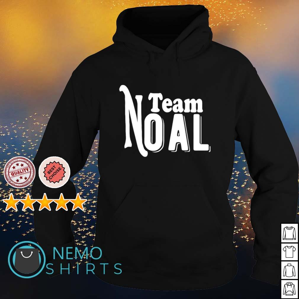 Team noah davis s hoodie