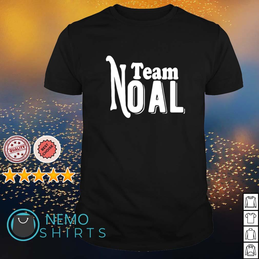 Team noah davis shirt