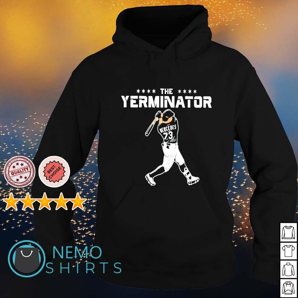 Terminator Mercedes The Yerminator s hoodie