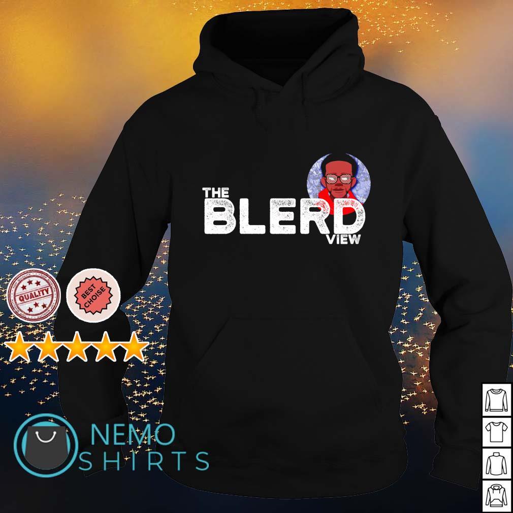 The Blerd view s hoodie