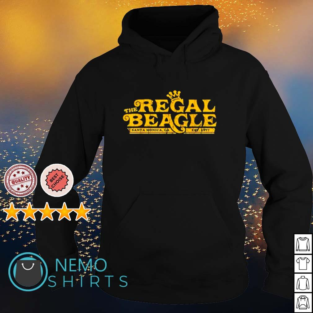 The Regal Beagle Santa Monica s hoodie