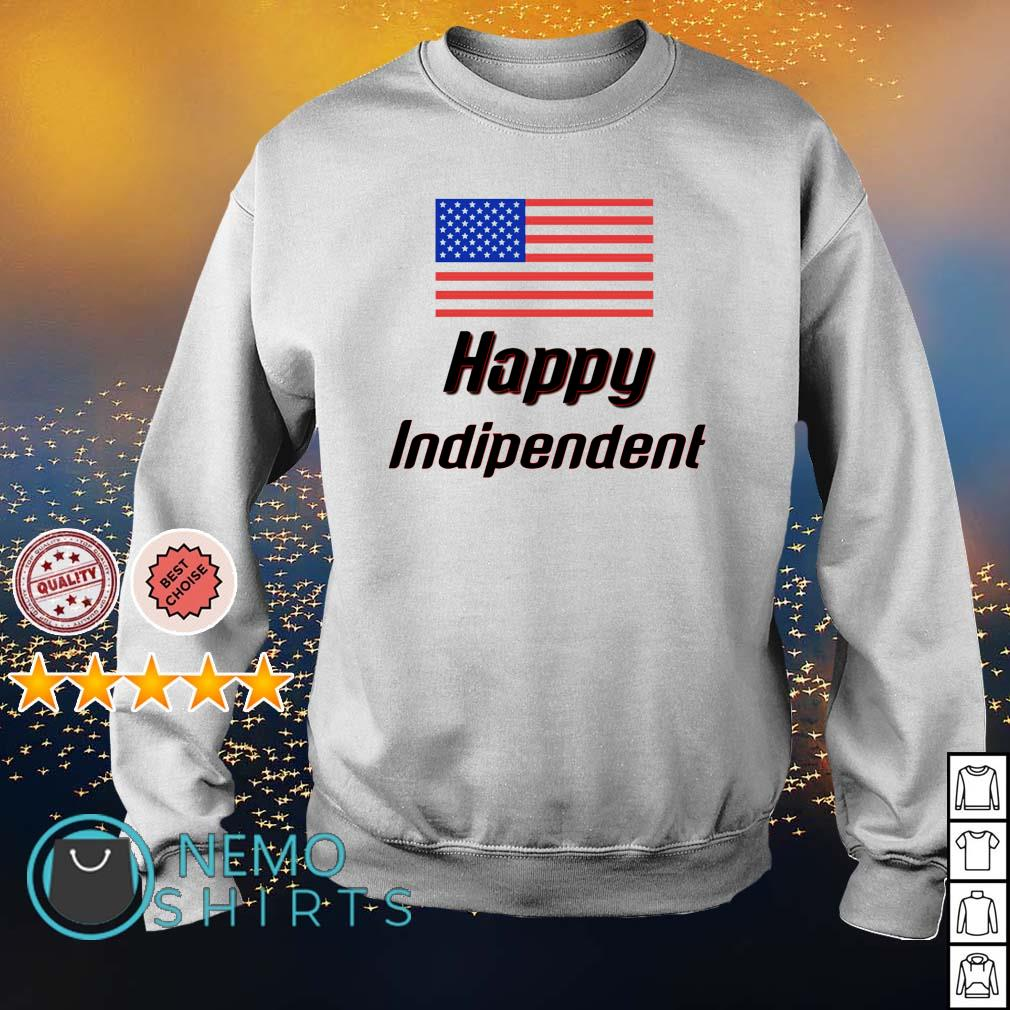 USA flag 4th July Independence Day s sweater