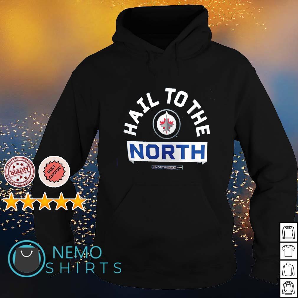 Winnipeg Jets hail to the north s hoodie