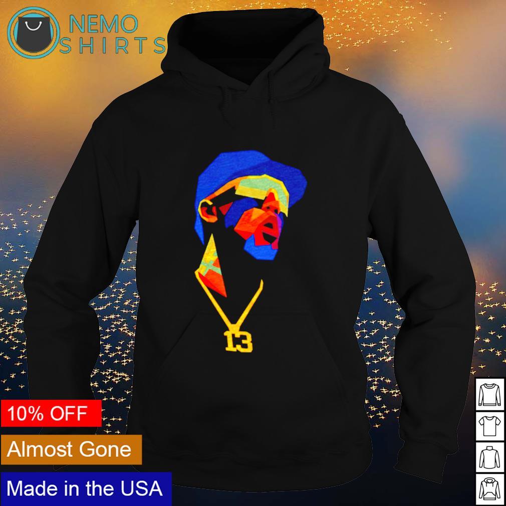 Abstract Acuña s hoodie