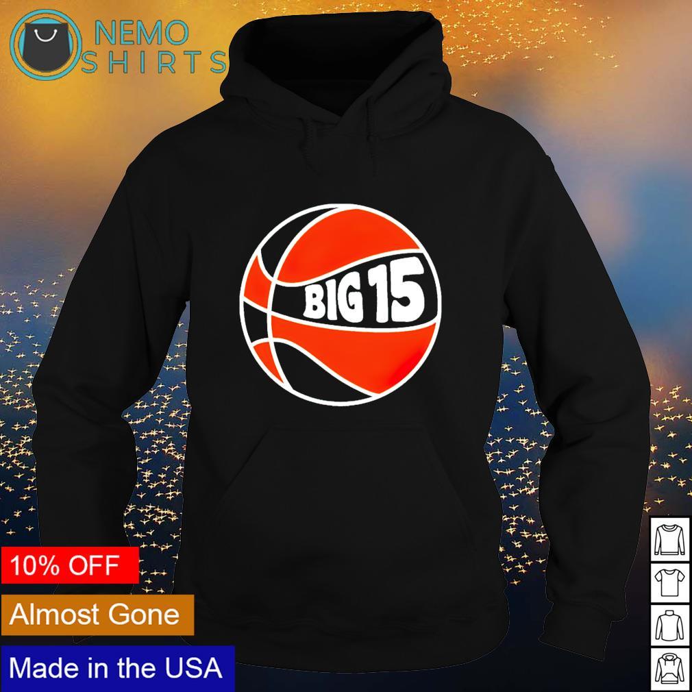 Big 15 New York basketball s hoodie