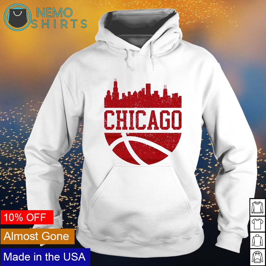 Chicago Illinois City Ball Illinois Lifestyle s hoodie