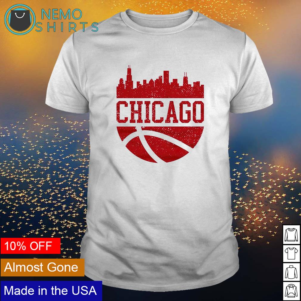 Chicago Illinois City Ball Illinois Lifestyle shirt