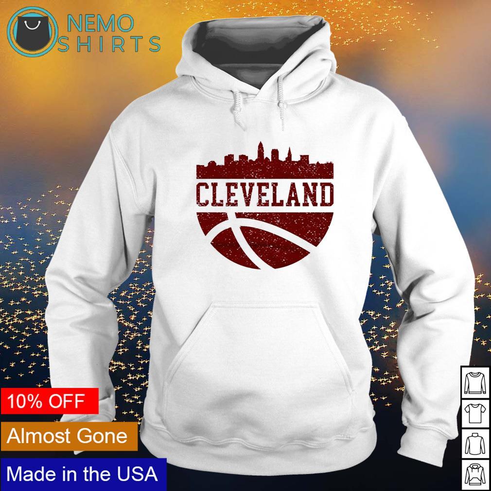 Cleveland City Ball Ohio Lifestyle s hoodie