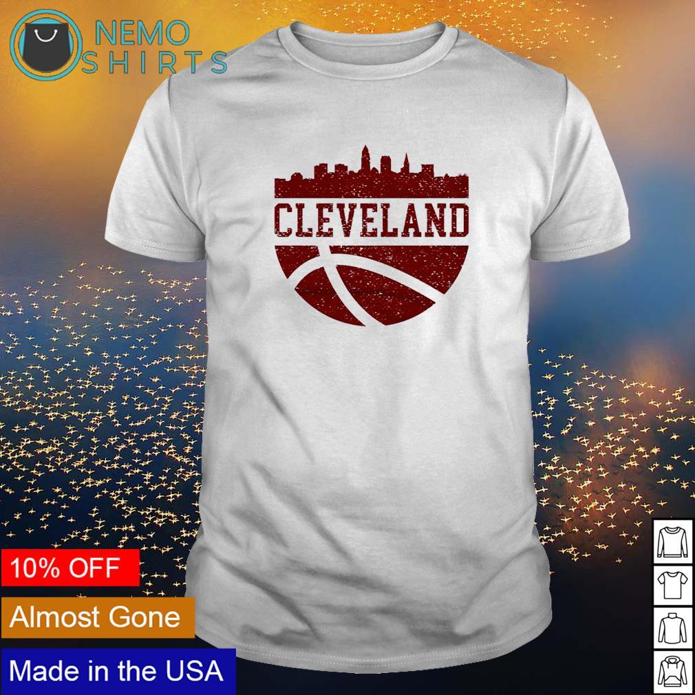 Cleveland City Ball Ohio Lifestyle shirt