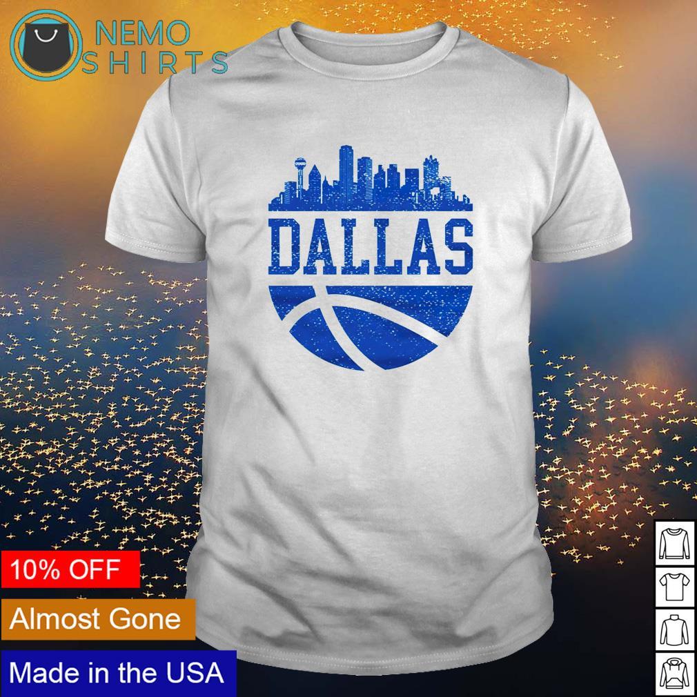 Dallas Texas City Ball Texas Lifestyle shirt