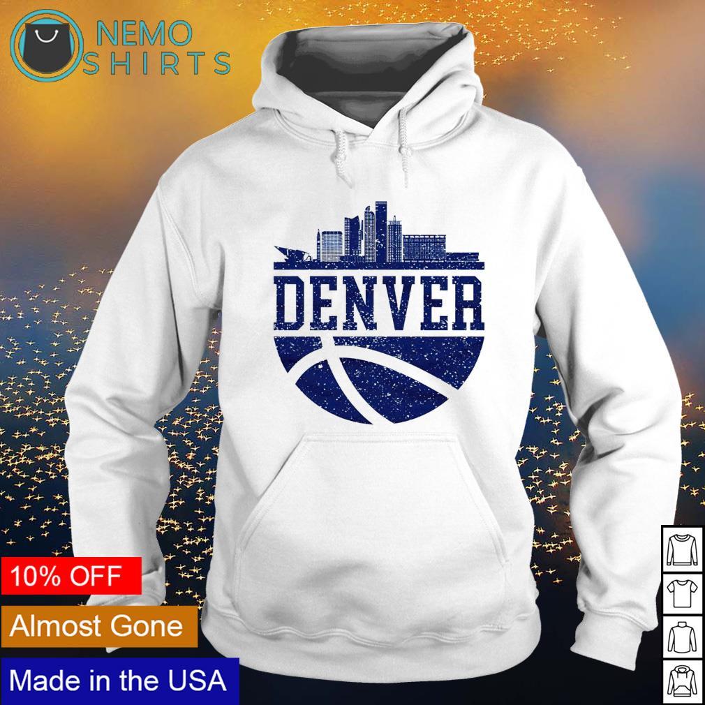 Denver Colorado City Ball Colorado Lifestyle s hoodie