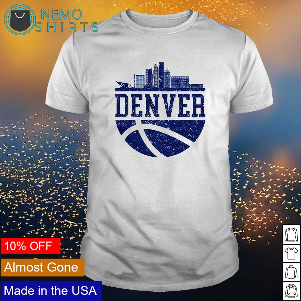 Denver Colorado City Ball Colorado Lifestyle shirt