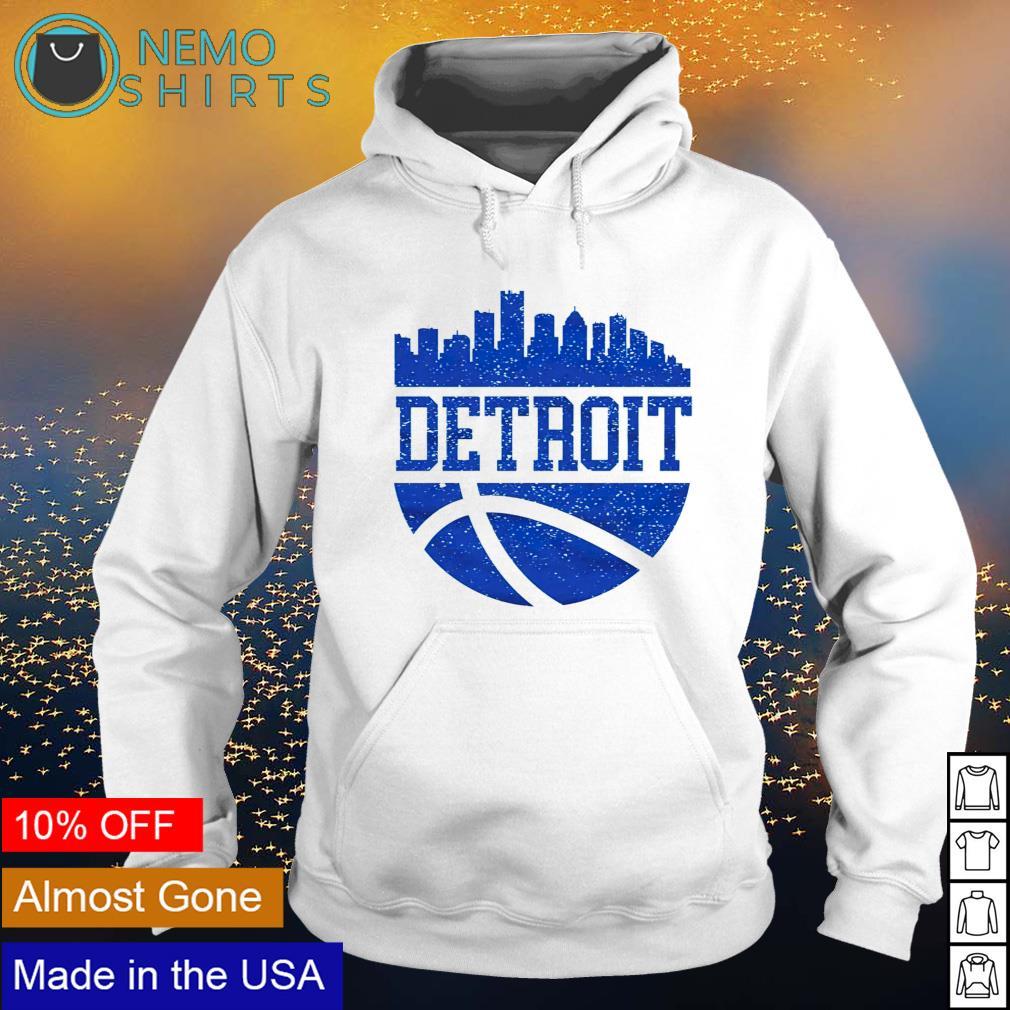 Detroit Michigan Ball Michigan Lifestyle s hoodie