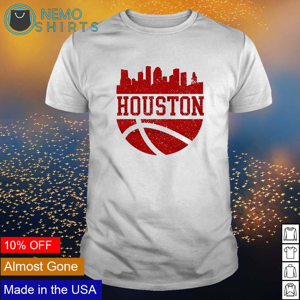 Houston Texas City Ball Texas Lifestyle shirt