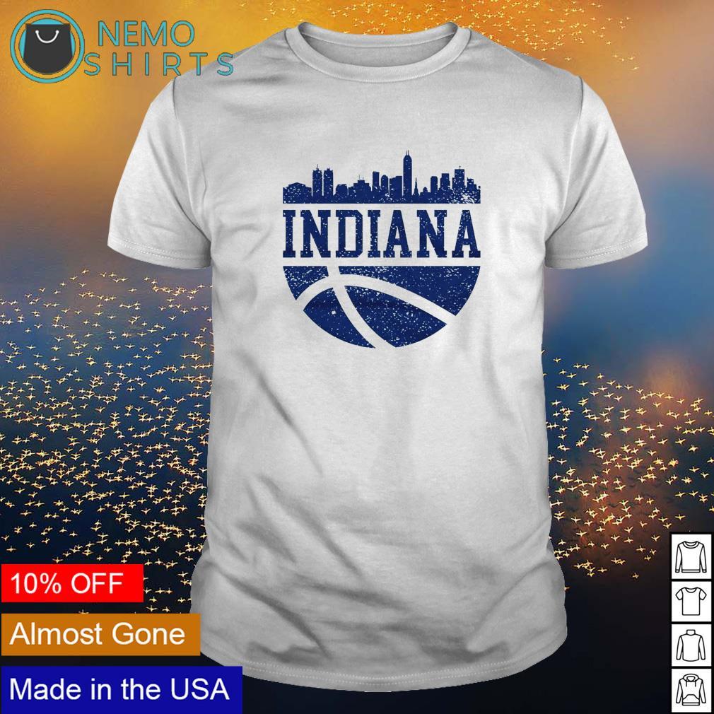 Indiana City Ball Indiana Lifestyle shirt