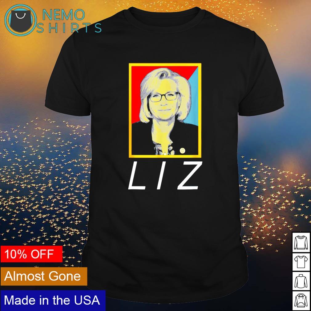 Liz Cheney For President 2024 shirt