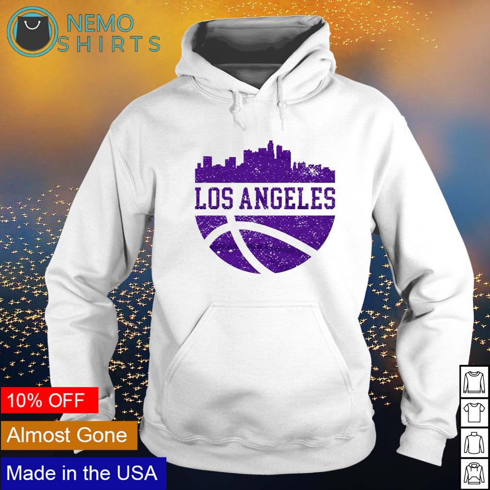 Los Angeles City Ball California Lifestyle s hoodie