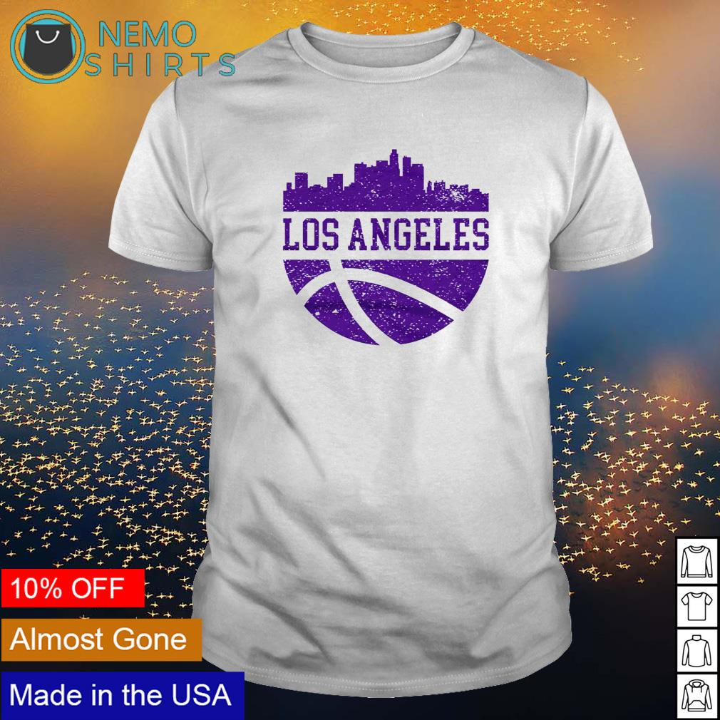 Los Angeles City Ball California Lifestyle shirt